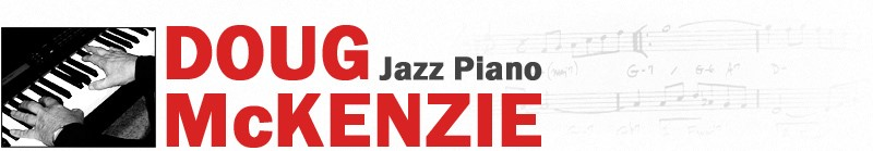 Midi – Doug McKenzie Jazz Piano